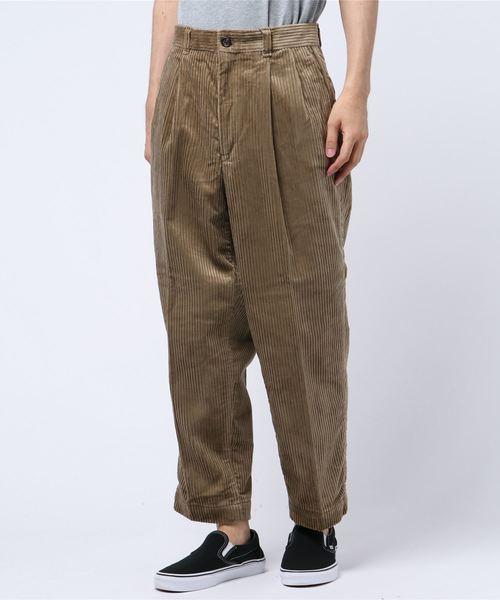 【5%OFF】 【ORCIVAL】コーデュロイタックパンツ MEN(パンツ) ORCIVAL(オーシバル)のファッション通販, Gents club:1ee59ef6 --- skoda-tmn.ru