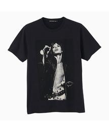 THE ROLLING STONES/MICK 1973 Tシャツブラック