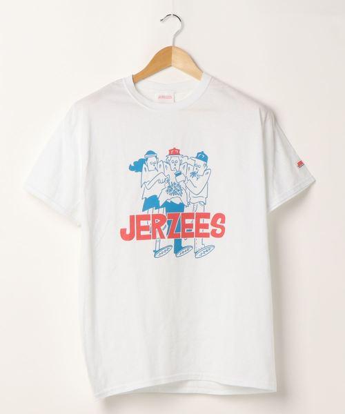 """∴【 JERZEES / ジャージーズ 】タケウチアツシ  ART BOYS """"アート ボーイ"""" Tシャツ"""