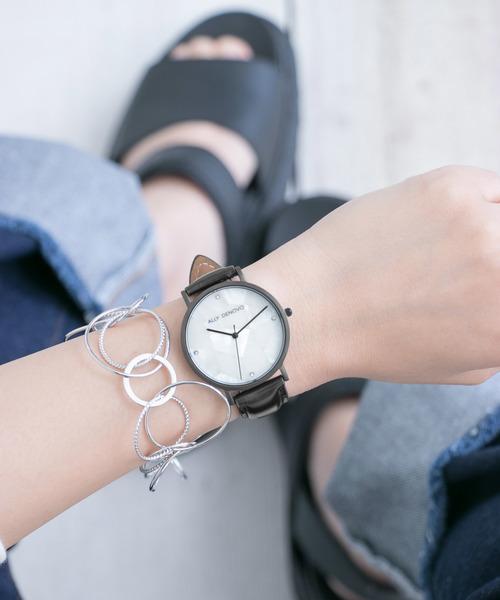 9f5cde9f45 ALLY DENOVO(アリーデノヴォ)のALLY DENOVO Gaia Pearl 36mm(腕時計)