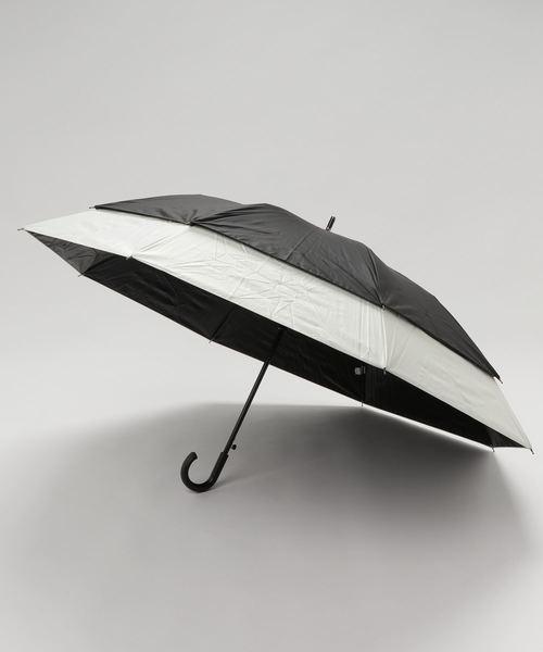 〇晴雨兼用傘〇大きく広がるトランスフォームショートワイド傘 27082