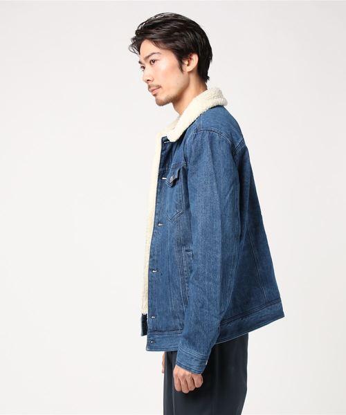 デニムランチジャケット