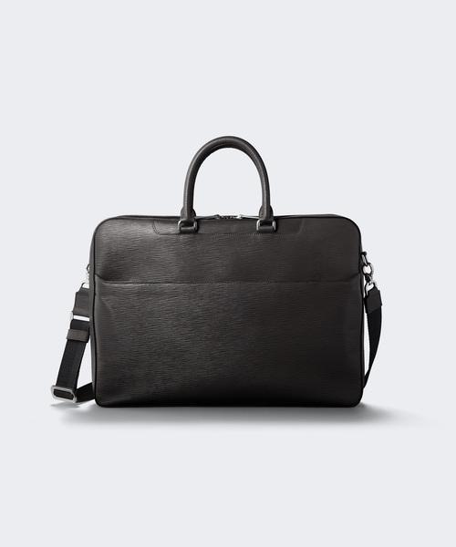 適切な価格 ブリーフバッグ(ウェーブレザー)(ビジネスバッグ) aniary(アニアリ)のファッション通販, 見附市:b1690326 --- svarogday.com