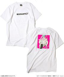 ドラゴンボール Romantic Tee ブルマ(Tシャツ/カットソー)