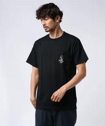 MR BATHING APE POCKET TEE M(Tシャツ/カットソー)