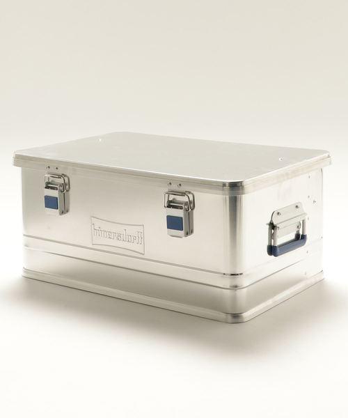 【hunersdorff/ヒューナースドルフ】METAL PROFI BOX 48L CUR