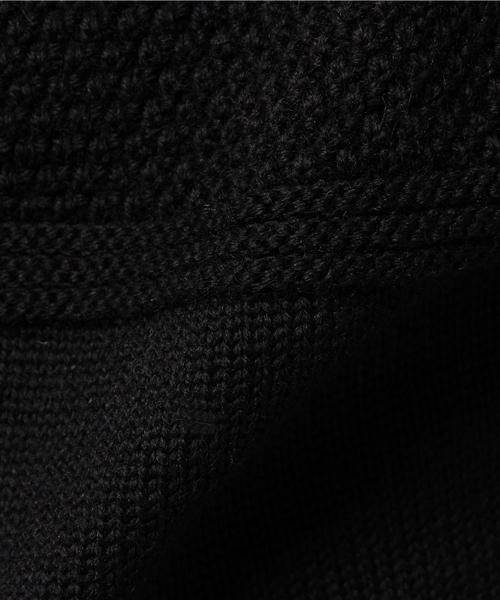 Oldderby Knitwear(オールドダービーニットウェア)  gurnsey crew pull over ニットプルオーバー