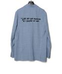 Liquidated Quote Alpaca Linen Single Breasted Jacket(テーラードジャケット)