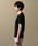 LOVELESS(ラブレス)の「【LOVELESS】MEN ポリクレストロゴVネックTシャツ(Tシャツ/カットソー)」 詳細画像