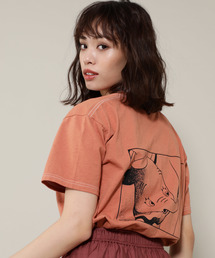 JERZEES(ジャージーズ)の(JERZEES×ROSE BUD)【ROSE BUD別注】JERZEES ディズニーキャラクターTシャツ(Tシャツ/カットソー)