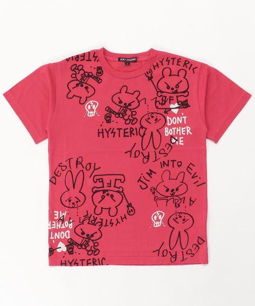 HYS RABBIT Tシャツ【L】