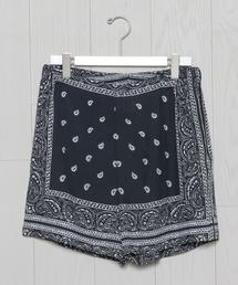 <UNUSED>BANDANA SHORT PANTS/パンツ.