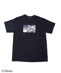 【Disney(ディズニー)/THE MUPPETS(ザ・マペッツ)】Tシャツブラック