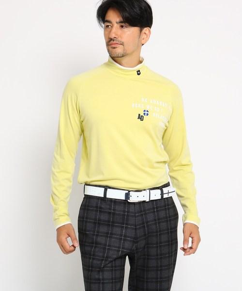 【18%OFF】 【セール】 ONLINE【吸湿発熱】 STORE ハイネック ハイネック メンズ(Tシャツ/カットソー)|adabat(アダバット)のファッション通販, 青梅市:fd27087e --- rise-of-the-knights.de