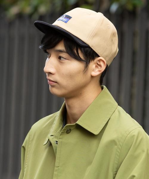 【GO OUT3月号掲載】Penfield(ペンフィールド)別注アンパイアキャップ