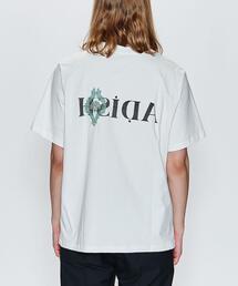 <ADISH> SAWSANA LOGO TEE/Tシャツ