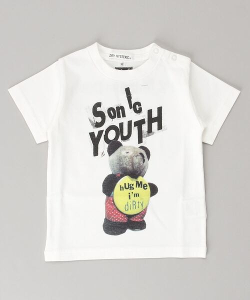 SY/HUG ME I'M DIRTY Tシャツ