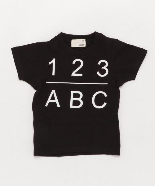 フロント プリント Tシャツ キッズ