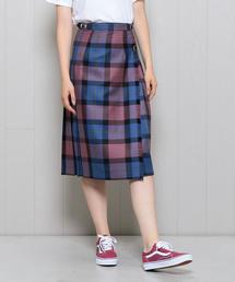 <O'NEIL of DUBLIN>REGULAR 2BELT SKIRT/スカート