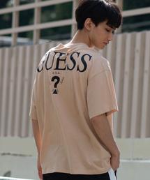 Guess(ゲス)の∴WEGO/GUESS別注バックロゴビッグTシャツ(Tシャツ/カットソー)