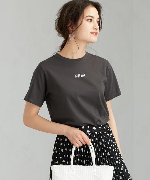 FFC テンジク プリント Tシャツ