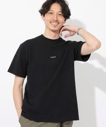 コーエンロゴ刺繍半袖Tシャツ#