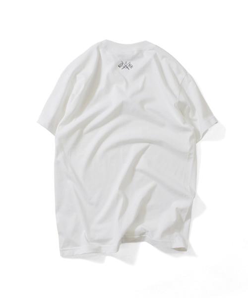 ラファイエット 3D ロゴ 半袖 Tシャツ [Lafayette ANAGLYPH LOGO TEE]