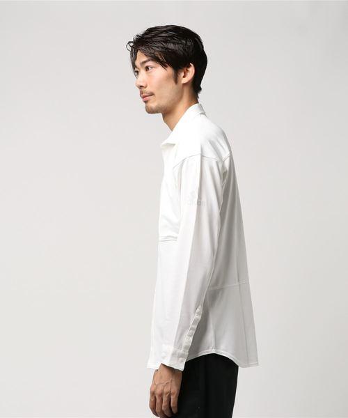 M ICON TOKYO ボタンシャツ
