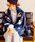 Fashion Letter(ファッションレター)の「スワンネル マルチブランケット 大判 ひざ掛け(ブランケット)」|ブルー系その他2