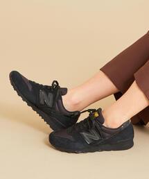 <new balance(ニューバランス)>∴WL996 スニーカー/BLACK