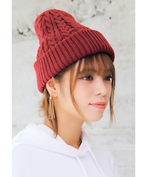 ニット 帽