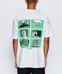 <AUGUSTINE KOFIE> KEEPDRAFTING TEE/Tシャツ