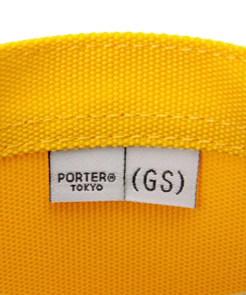 PORTER×B印 YOSHIDA (GS) / 別注 タブレット ショルダーバッグ(S)
