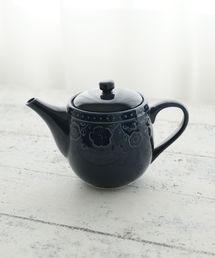 Afternoon Tea(アフタヌーンティー)のフラワーレリーフ茶漉し付きティーポット(食器)