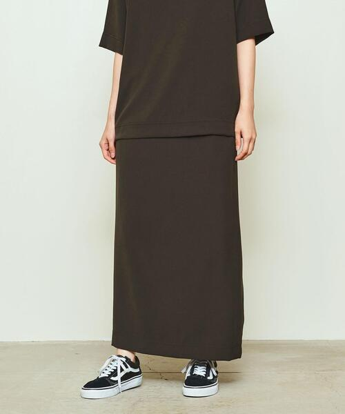 UNITED ARROWS & SONS by DAISUKE OBANA WOMEN �U LONG SKIRT