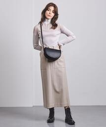 UWSC W/N ポケット タイトスカート†◆