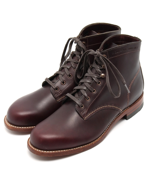 WOLVERINE(ウルバリン)の「WOLVERINE 1000MILE BOOT(ブーツ)」|ブラウン系その他