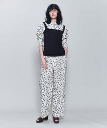 <6(ROKU)>COTTON CAMERA PANTS/パンツ