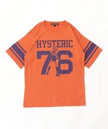 HYS 76 Tシャツ【L】オレンジ