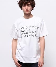 JAM HOME MADE(ジャムホームメイド)のMADSAKI Tシャツ(WHITE)(Tシャツ/カットソー)