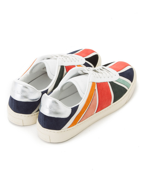 UNION JACK LEATHER SNEAKER / 180802 LEVO