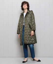 <NOMA t.d.>QUILTED COAT/コート