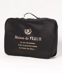 Maison de FLEUR(メゾンドフルール)のトラベル収納Mケース(ポーチ)