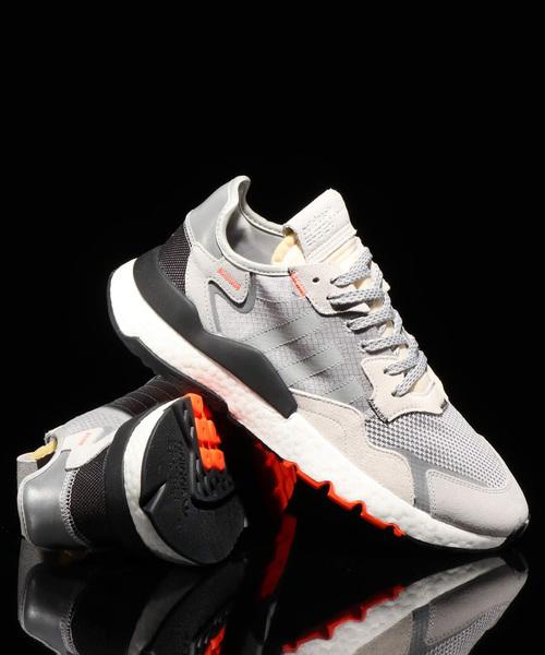 size 40 4a3a1 2eacd adidas(アディダス)の「adidas Originals NITE JOGGER (GREY TWO F17 MGH