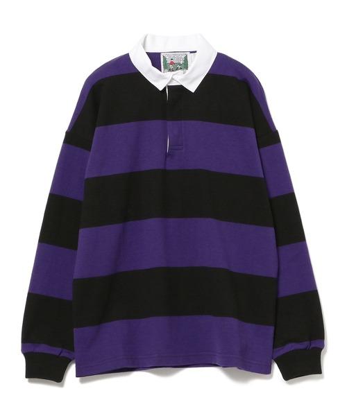 【期間限定!最安値挑戦】 COLUMBIA KNIT × × BEAMS BOY BOY/ ラグビー ジャージ ラグビー ロングスリーブ シャツ(Tシャツ/カットソー)|BEAMS BOY(ビームスボーイ)のファッション通販, 【SEAL限定商品】:fae4f63c --- 5613dcaibao.eu.org