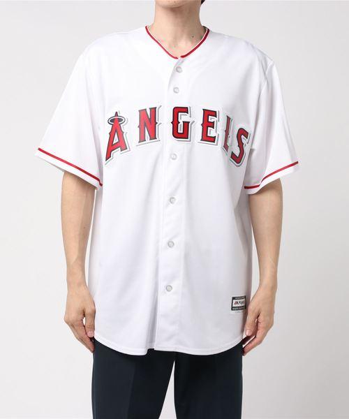 MAJESTIC(マジェスティック)の「MLB ロサンゼルス・エンゼルス ...