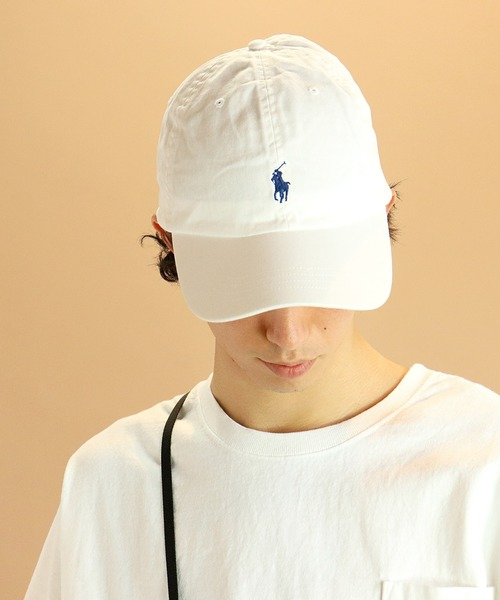 【Polo Ralph Laurenポロラルフローレン】True Chino Sport Cap