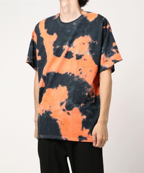 """S/S Tシャツ """"tie dye"""""""