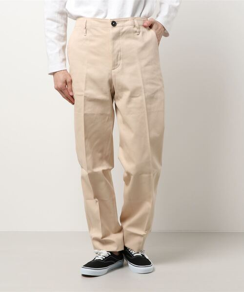 GOLDEN GOOSE Basic Chino Pant Sand Beige