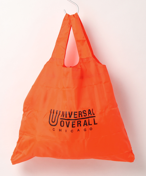 ∴【 UNIVERSAL OVERALL / ユニバーサルオーバーオール 】 カラビナ付きエコバッグ SUVO-004・・